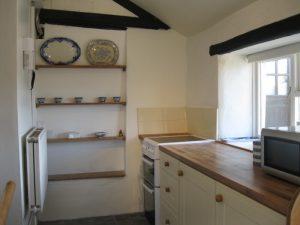 Mill Cottage Kitchen