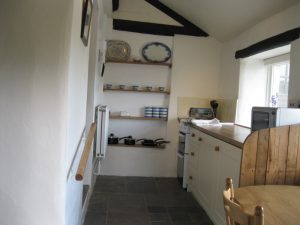 Mill Cottage Kitchen