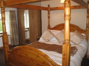 Mill Cottage Bedroom 2